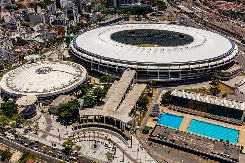 Audiodescrição no Maracanã: panorâmica do Estádio após a reforma